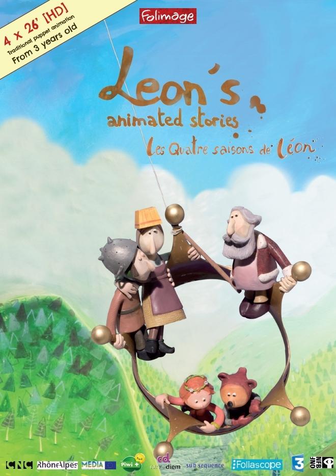 Les Quatre saisons de Léon