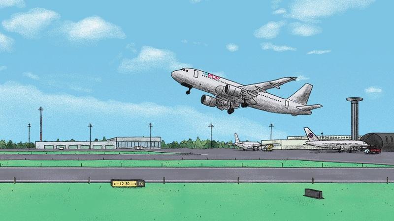 Ariol prend l'avion (et autres têtes en l'air)