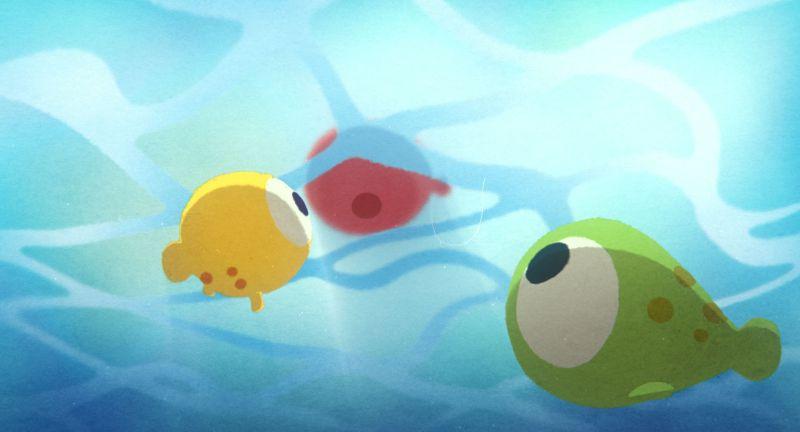 Funny Fish