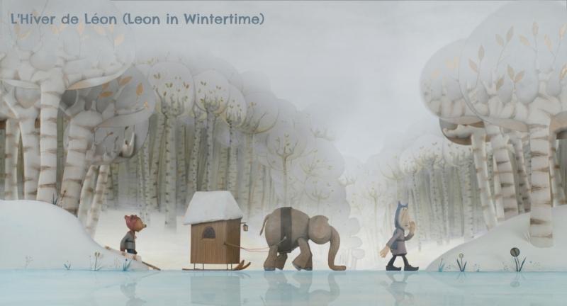 Leon's animated stories