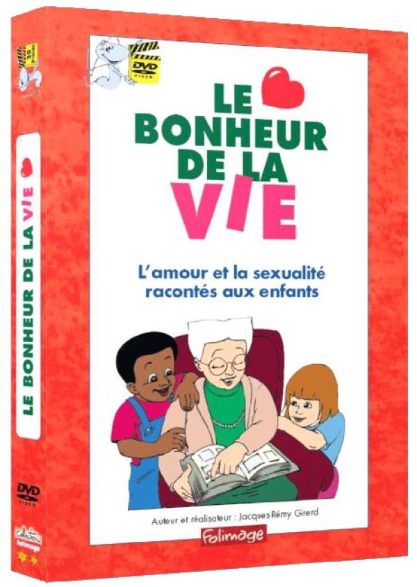 DVD Le Bonheur de la vie (The Joy of life)