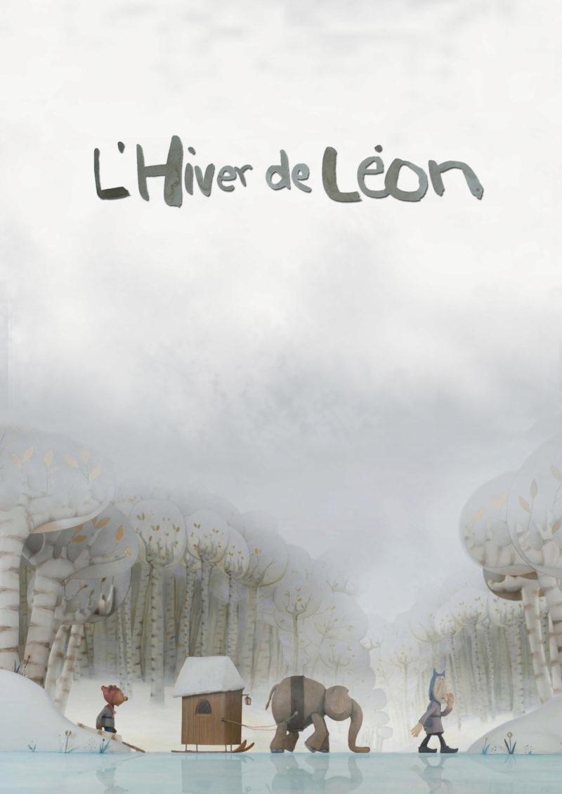Leon in Wintertime