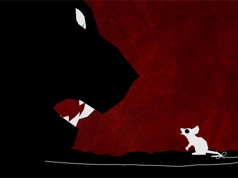 La Queue de la souris