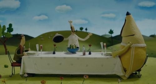 The Genie in a tin of ravioli