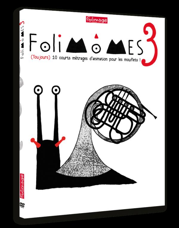 DVD Folimômes 3