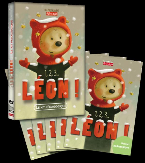 Kit pédagogique - 1 2 3 Léon
