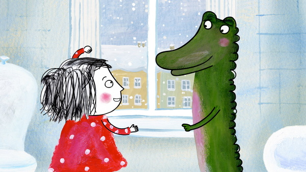 DVD Rita & Crocodile