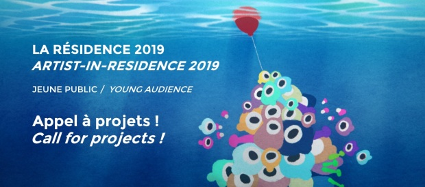 Residence 2019 : call for projects !