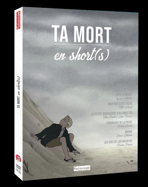 DVD Ta mort en short(s)