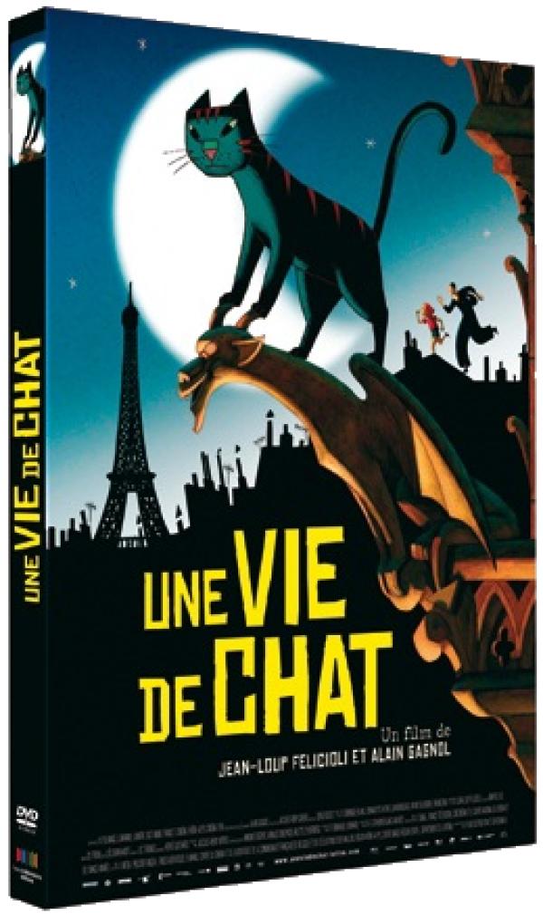 DVD Une vie de chat