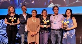 FOLIMAGE, Producteur Européen de l'Année 2018 !