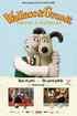 Affichette Wallace & Gromit : Coeurs a modeler
