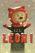 Affichette 1,2,3 Léon