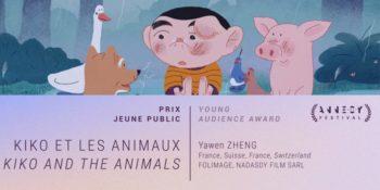 FESTIVAL D'ANNECY 2021 : 2 FILMS PRIMÉS !