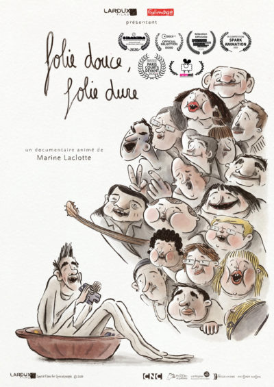 César 2022 : Folie douce, folie dure