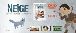 NEIGE ET LES ARBRES MAGIQUES en DVD !