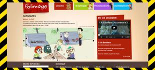 Eté 2012 : nouveau site internet du studio !