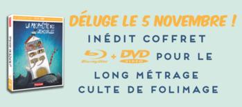LA PROPHÉTIE DES GRENOUILLES : inédit coffret [BLU-RAY + DVD]