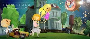ROSA & DARA : LEUR FABULEUX VOYAGE, le 7 février 2018 au cinéma !