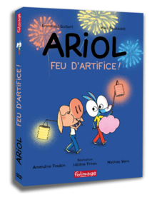 DVD Ariol - Feu d'artifice !