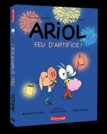 DVD Ariol - Feu d'artifice !