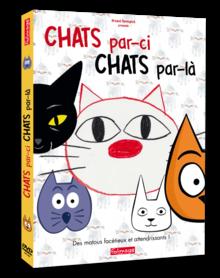 DVD Chats par-ci, chats par-là