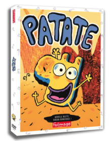 DVD Patate (édition 2021)
