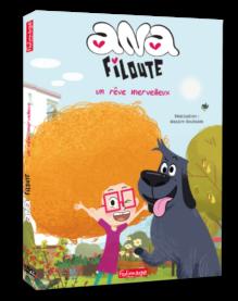 DVD Ana Filoute - un rêve merveilleux
