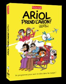 DVD Ariol prend l'avion (et autres têtes en l'air)