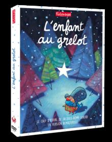 DVD L'Enfant au grelot (édition 2018)