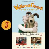 Lot Wallace et Gromit : Cœurs à modeler
