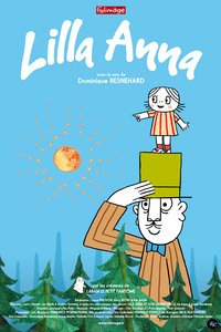Affichette Lilla Anna