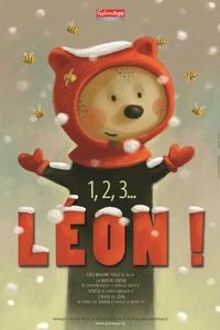 Affiche 1,2,3 Léon