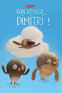 Affichette Bon voyage, Dimitri !