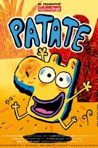 Affichette Patate