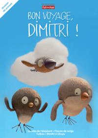 Dossier de presse Bon voyage, Dimitri !