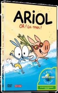 DVD Ariol - Volume 2 - Oh ! la mer