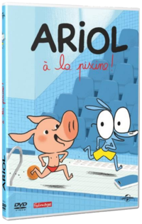 DVD Ariol - Volume 5 - A la piscine !