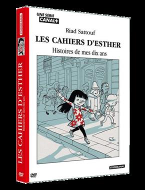 DVD Les Cahiers d'Esther - Histoires de mes dix ans