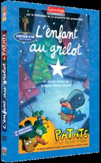 DVD Charlie's Christmas & Spud and the vegetable garden