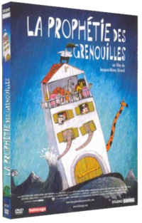 DVD La Prophétie des grenouilles