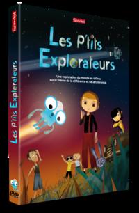 DVD Les P'tits Explorateurs