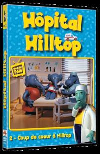 DVD Hôpital Hilltop (Volume 2)