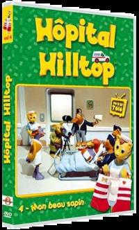 DVD Hôpital Hilltop : Mon beau sapin (Vol. 4)