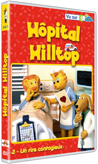 DVD Hôpital Hilltop (Volume 3)