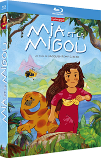 BluRay Mia et le Migou