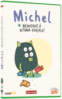 DVD Michel, Bienvenue à Asthma-Koulash !