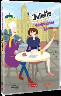 DVD Juliette, génération 7.0
