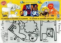 Anim'odulos (animaux de la savane)