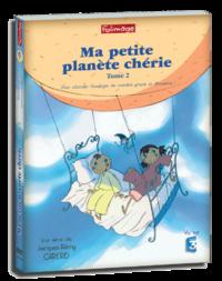 DVD Ma petite planète chérie 2015, Tome 2